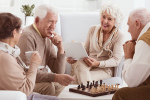 Keeping the Mind Sharp in Assisted Living