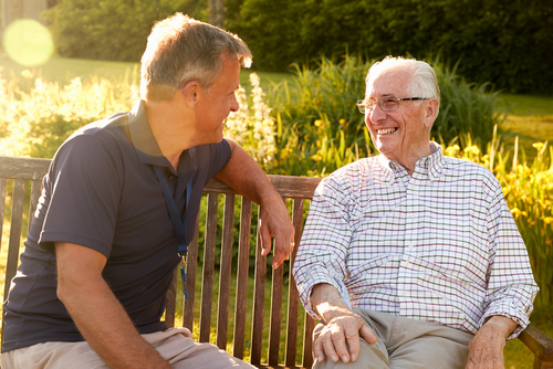 Making the Most of Your Assisted Living Home Visit