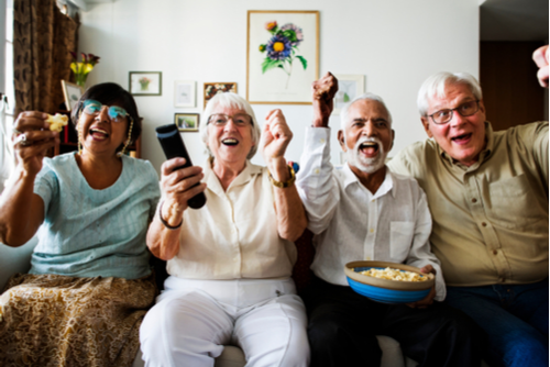 benefits of assisted living community friendship