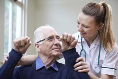 senior living stroke care