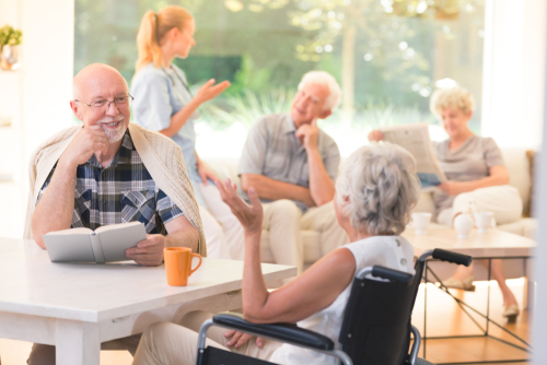 What to Expect in Assisted Living
